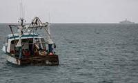 Brexit: la situation des pêcheurs français provoque la colère de Paris