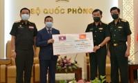 Covid-19: Le Vietnam accorde au Laos des équipements sanitaires