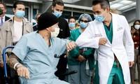 Plus de 4,85 millions de morts de Covid-19 dans le monde