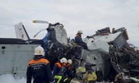 Russie: seize morts dans le crash d'un avion