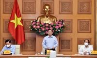 Journée des entrepreneurs vietnamiens: message de Pham Minh Chinh