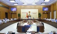 Clôture de la quatrième session du comité permanent de l'Assemblée nationale