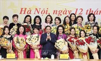 Les femmes vietnamienens à l'honneur