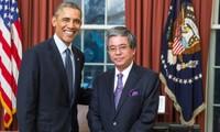 Барак Обама желает поднять отношения между Вьетнамом и США на новую высоту