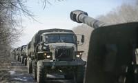ОБСЕ зафиксировала отвод тяжелого вооружения ополченцев на Украине