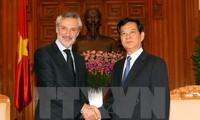 Вьетнам и Италия углубляют стратегические отношения