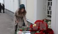 Мировое сообщество выражает солидарность с бельгийским народом