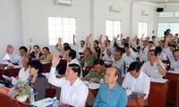 Во Вьетнаме составили списки кандидатов в депутаты парламента страны и народных советов провинций