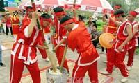 Различные мероприятия в рамках Церемонии поминовения королей Хунгов