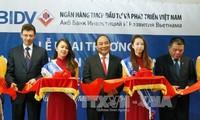 Премьер Вьетнама принял участие во вьетнамо-российском бизнес-форуме