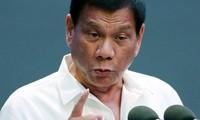 Президент Филиппин заявил, что выступает за военный союз только с США