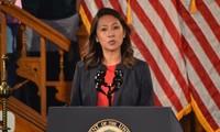 Американка вьетнамского происхождения впервые избрана в Палату представителей Конгресса США