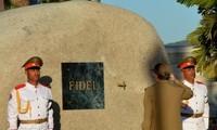 Кубинский народ чтит память Фиделя Кастро