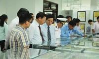 Выставка карт и экспонатов, посвященных вьетнамским архипелагам Хоангша и Чыонгша