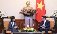 Поднятие вьетнамо-канадских отношений на новую высоту