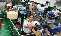 Рабочая межотраслевая группа посетила островной уезд Чыонгша провинции Кханьхоа