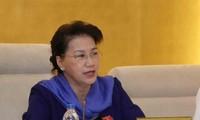 В Ханое продолжается работа 9-го заседания Посткома Национального собрания СРВ