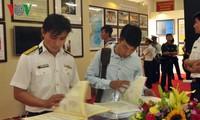 2-е региональное Командование ВМС Вьетнама открыло выставку, посвященную  островам Хоангша и Чыонгша