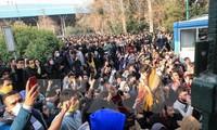 В Иране заявили о прекращении акций протеста