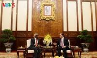Президент СРВ Чан Дай Куанг принял вручающих верительные грамоты послов