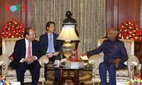 Вьетнам и Индия тесно взаимодействуют и поддерживают друг друга