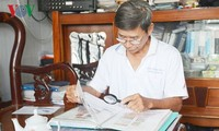 О вьетнамском филателисте Чан Хыу Хуэ