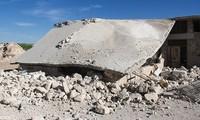 Сирийская армия активизирует тяжелое вооружение для проведения военной операции против террористов
