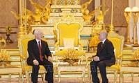 Отношения между Вьетнамом и Камбоджей вышли на новый уровень