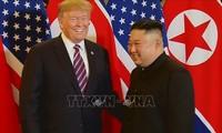 Дональд Трамп открыт для третьих переговоров с Ким Чен Ыном
