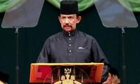 Во Вьетнаме с государственным визитом находится Султан Брунея