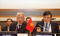 Вьетнам призывает международное сообщество ликвидировать последствия войны во имя мира и устойчвиого развития