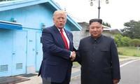 Трамп: у Вашингтона и Пхеньяна очень хорошие отношения