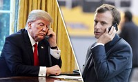 Президенты США и Франции обсудили инранскую ядерную программу