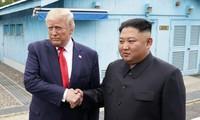 Трам заявил, что не готов посетить Пхеньян