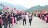 В провинциях Йенбай и Ниньбинь прошел праздник всенародной солидарности
