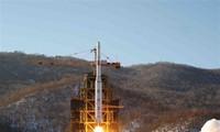 В КНДР сообщили об успешном проведении испытания на космодроме Cохэ