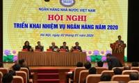 Нгуен Суан Фук принял участие в конференции Госбанка Вьетнама по выполнению задач на 2020 год