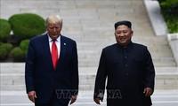 Дональд Трамп готов встретиться с Ким Чен Ыном