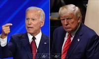 Президентские выборы в США: Байден опередил Трампа на 9 пунктов