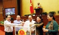 Нгуен Тхи Ким Нган избрана председателем Национального избирательного совета