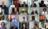 Вьетнам призывает мировое сообщество помочь Сирии противодействовать Covid-19