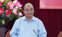 Нгуен Суан Фук совершил рабочий визит в Даклак