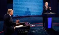 Первые предвыборные теледебаты между Трампом и Байденом оказались напряженными