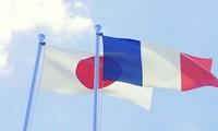 Япония и Франция договорились взаимодействовать в создании свободного и открытого Индо-Тихоокеанского региона