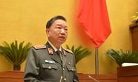 Нацсобрание Вьетнама обсудило борьбу с преступностью и коррупцией