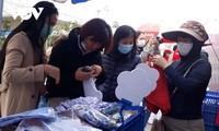 Во Вьетнаме прошли различные мероприятия в знак поддержки граждан в связи с наступающим Тэтом 2021 г.