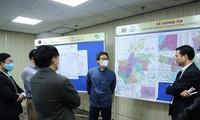 Ву Дык Дам призвал жителей проявить инициативу по предоставлению сведений об эпидемии
