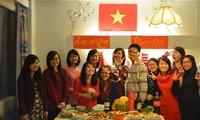 Тэт у вьетнамских соотечественников в зарубежных странах