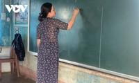 Об учительнице Фан Тхи Кхань, которая прилагает все усилия для заботы о своих учениках