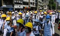 Международное сообщество прилагает большие усилия для скорейшего урегулирования мьянманского кризиса